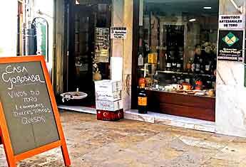 """""""Comprar vino de Toro. Casa Gorosabel. Vinoteca. Turismo"""""""