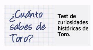 """""""Curiosidades historicas de Toro"""""""
