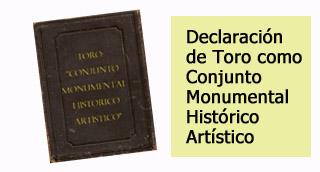 """""""Toro: Conjunto Monumental Historico Artistico"""""""
