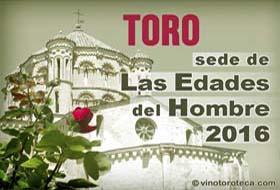 """""""Toro, sede de las Edades del Hombre 2016. Turismo. Denominacion de Origen Toro. Zamora"""""""