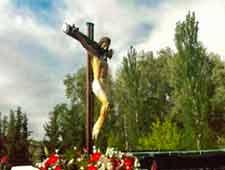 """""""Romeria del Cristo de las Batallas en Toro. Zamora. Turismo. Fiestas y tradiciones"""""""