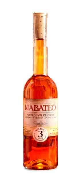 """""""Nabateo, aguardiente de orujos de uva tinta de Toro. Bodegueros Quinta Esencia"""""""