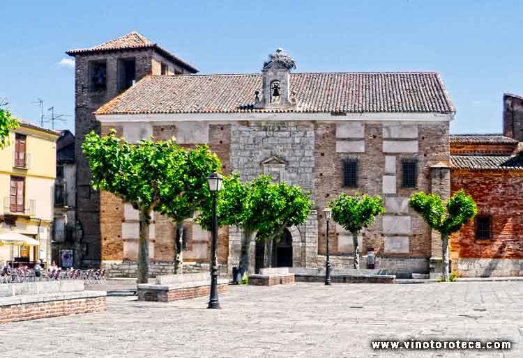"""""""Iglesia del Santo Sepulcro en Toro. Turismo en Toro. Monumentos de Toro"""""""