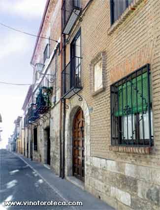 """""""Calle de la reina en Toro. Zamora. Turismo"""""""