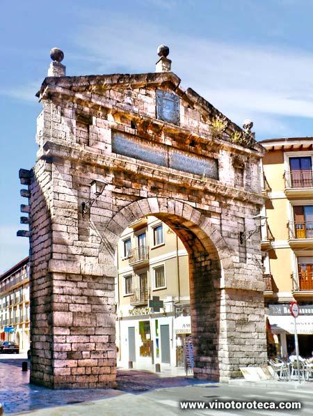 """""""Puerta de la Corredera en Toro. Turismo en Toro. Monumentos de Toro. Ruta del vino de Toro"""""""