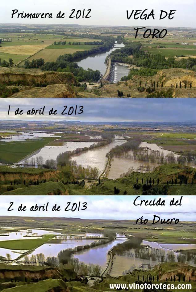 """""""Crecida_del_Duero_en_la_Vega_de_Toro"""""""
