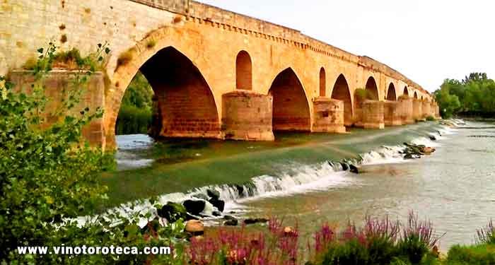 """""""Puente de Piedra o puente Mayor de Toro. Zamora. Duero. Turismo"""""""
