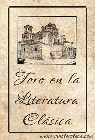 """""""Toro en la literatura. Historia. Turismo. Vino"""""""