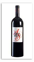 """Vino tinto Abdón Segovia Crianza 2008 Magnum. Denominacion de Origen Toro"""