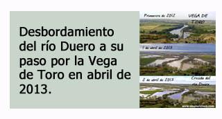 """""""Desbordamiento del Duero en la Vega de Toro"""""""