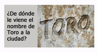 """""""Origen del nombre de la ciudad de Toro"""""""