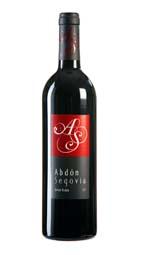 """""""Vino tinto Abdón Segovia Joven Roble. Denominacion de Origen Toro"""""""