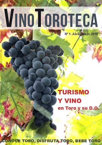 """""""VinoToroteca Revista. Turismo y vino en Toro y su Denominacion de Origen. Zamora. Castilla y León"""""""