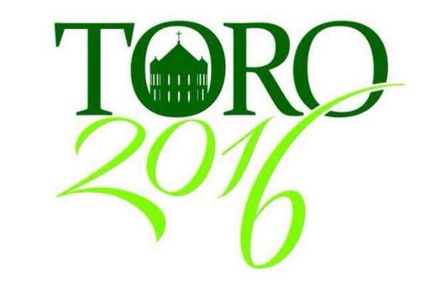 """""""Logotipo de la candidatura de Toro a sede de Las Edades del Hombre 2016"""""""