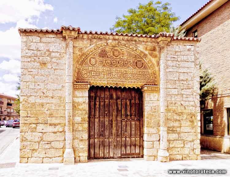 """Palacio de las Leyes de Toro. Monumentos de Toro. Turismo en Toro. Zamora"""