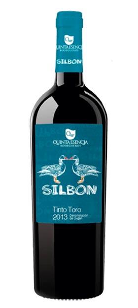 """""""Vino tinto Denominación de Origen Toro, Silbón. Bodegueros Quinta Esencia"""""""