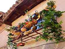"""""""Enramadas de San Juan. Toro. Zamora. Turismo. Fiestas y tradiciones"""""""