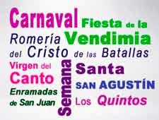 """""""Fiestorometro. Fiestas populares de Toro. Zamora. Turismo"""""""