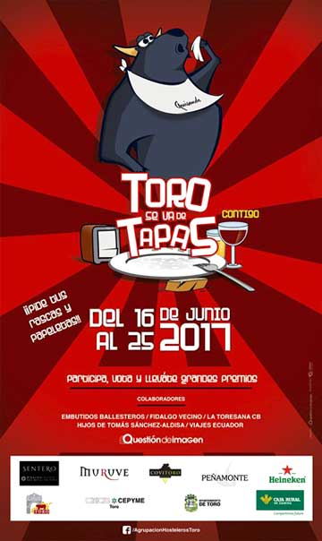 """""""Feria de la tapas en Toro. Toro se va de tapas. Zamora. Turismo. Gastronomia"""""""
